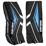 Bauer Street Hockey Goalie Leg Pads - Senior