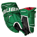 Bauer Vapor Xteam Gloves - Senior
