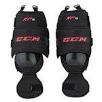 CCM KP1.9 Hockey Goalie Knee Guards - Senior