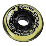 Bauer Hi-Lo Switch Inline Wheel