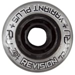 Bauer Revison V-Plus Soft Inline Wheel - SIlver