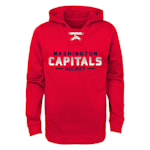 Adidas Capitals Basic Poly Hockey Hoody - Youth