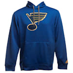 Adidas St. Louis Blues Pullover Hoody - Mens