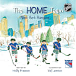 Home Team Book - New York Rangers