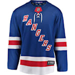 Fanatics New York Rangers Replica Jersey - Adult