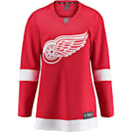 Fanatics Detroit Red Wings Replica Jersey - Womens
