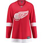 Fanatics Detroit Red Wings Replica Jersey - Womens