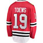 Fanatics Blackhawks Replica Jersey - Jonathan Toews - Adult