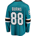 Fanatics Sharks Replica Jersey - Brent Burns - Adult