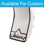 Brians Custom Heritage Pro Goalie Blocker - Senior