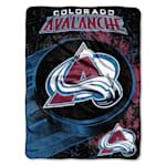 "Northwest Company NHL Micro Raschel Throw Blanket - 46"" x 60"""
