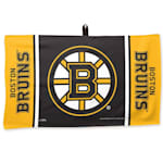 "Wincraft NHL Golf Waffle Towel - 14"" x 24"" - Boston Bruins"