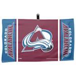 "Wincraft NHL Golf Waffle Towel - 14"" x 24"" - Colorado Avalanche"