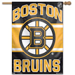 "Wincraft NHL Vertical Flag - 27"" x 37"" - Boston Bruins"