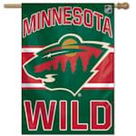 "Wincraft NHL Vertical Flag - 27"" x 37"" - Minnesota Wild"