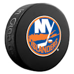 InGlasco NHL Basic Logo Puck - New York Islanders