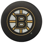InGlasco NHL Mini Puck Charms - Boston Bruins