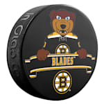 Sher-Wood NHL Mascot Souvenir Puck - Boston Bruins