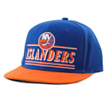 CCM Flat Brim Snapback New York Islanders Cap