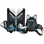 Bauer Recreation Street Hockey Goalie Kit - Junior