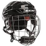 CCM Fitlite FL90 Hockey Helmet Combo