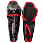 CCM JetSpeed FT350 Youth Hockey Shin Guards - Youth