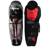 CCM JetSpeed FT1 Youth Hockey Shin Guards - Youth