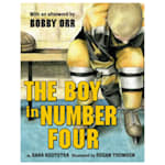 Boy In Number 4 Book