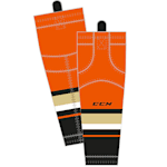 CCM SX8000 Game Sock - Anaheim Ducks - Junior