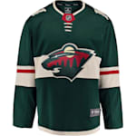Fanatics Minnesota Wild Replica Jersey - Adult