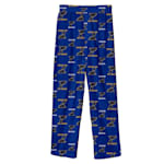 Adidas Printed Pajama Pants - St. Louis Blues - Youth