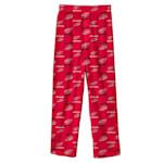Adidas Printed Pajama Pants - Detroit Red Wings - Youth