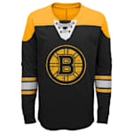Adidas Boston Bruins Perennial Long Sleeve Tee Shirt - Youth