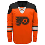 Adidas Philadelphia Flyers Perennial Long Sleeve Tee Shirt - Youth