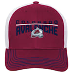 Adidas Colorado Avalanche Winger Youth Hat