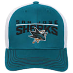 Adidas San Jose Sharks Winger Youth Hat