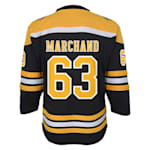 Adidas Boston Bruins Marchand Jersey - Youth