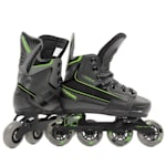 Tour Code 9 Adjustable Inline Hockey Skates - Youth