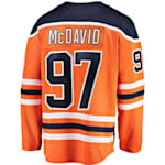 Fanatics Edmonton Oilers Replica Home Jersey - Connor McDavid - Adult