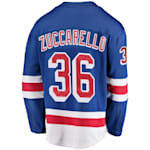 Fanatics New York Rangers Replica Jersey - Mats Zuccarello - Adult