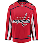 Fanatics Washington Capitals Replica Home Jersey - Adult