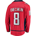 Fanatics Washington Capitals Replica Jersey - Alexander Ovechkin - Adult