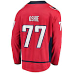 Fanatics Washington Capitals Replica Jersey - T.J. Oshie - Adult