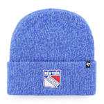 47 Brand Brain Freeze Cuff Knit Hat - New York Rangers