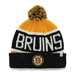 47 Brand Calgary Cuff Knit Hat - Boston Bruins