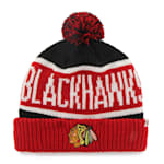 47 Brand Calgary Cuff Knit Hat - Chicago Blackhawks