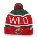 47 Brand Calgary Cuff Knit Hat - Minnesota Wild