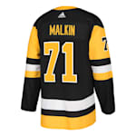 Adidas Penguins Malkin #71 Authentic NHL Jersey - Home - Adult