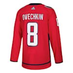 Adidas Alexander Ovechkin Washington Capitals Authentic NHL Jersey - Home - Adult