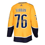Adidas PK Subban Nashville Predators Authentic NHL Jersey - Home - Adult